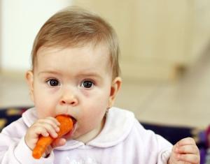 bebê-comendo-cenoura